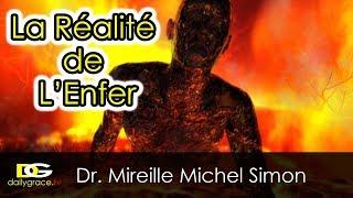 Repeat youtube video Sr. Mireille Michel Simon - La Realité de L' Enfer
