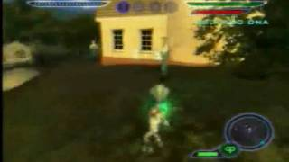 Anus of steel [Destroy All Humans! - PS2]