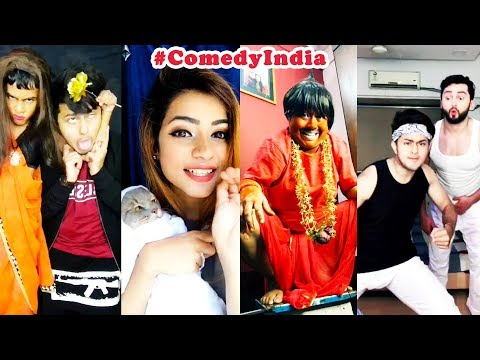 BEST Comedy India Musical.ly Compilation 2018 | NEW #ComedyIndia Musically Videos