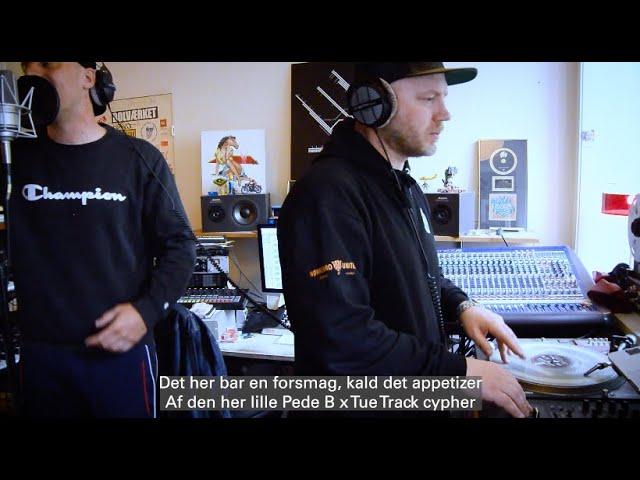 Pede B x Tue Track - Appetizer