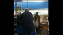 An  Argument Between Employees At Our Local Palatka FL Walmart