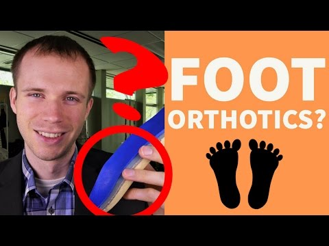 Should I Wear Orthotics For Flat Feet? (WBW Ep.11)
