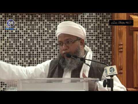 Maulana Anees Ahmed Bilgrami Seerat Conf Birmghm 2017 مولانا انیس بلگرامی