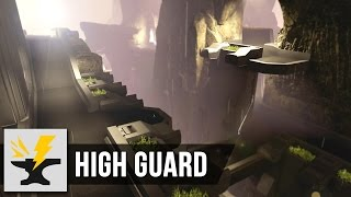 High Guard - Halo 5 Forge Map