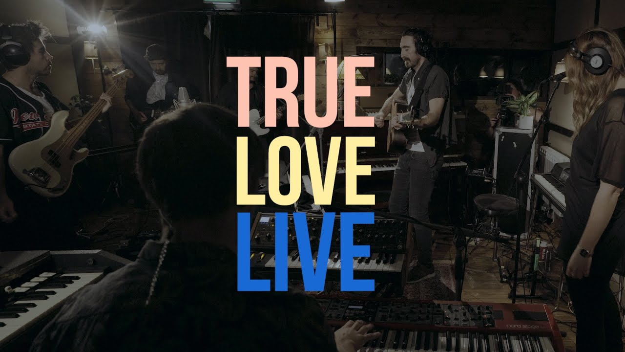 The Coronas - True Love Live