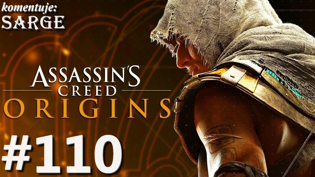 Zagrajmy w Assassin's Creed Origins [PS4 Pro] odc. 110 – KONIEC GRY NA 100% (platyna!)