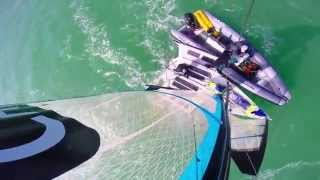 49erFX SAILING- MAIMI TRAINING
