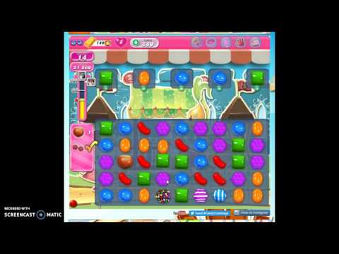 Candy Crush Level 680 Help W/audio Tips, Hints, Tricks
