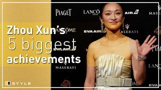 Zhou Xun's 5 Biggest Achievements