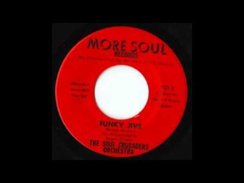 Soul Crusaders Orchestra - Funky Jive