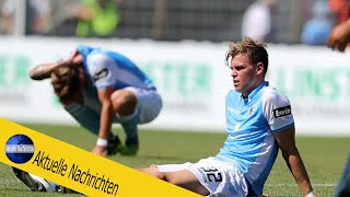 """Last-Minute-Tor raubt 1860 München gegen den KFC Uerdingen die Punkte:""""Wir haben die Sch... am Fuß"""""""