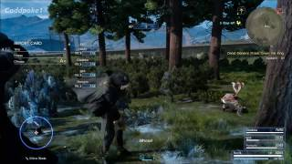 Final Fantasy XV Holiday Pack DLC Ring of Resistance Negate Magic Friendly Fire