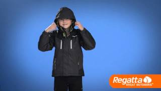 Regatta Kids Zak Padded Jacket