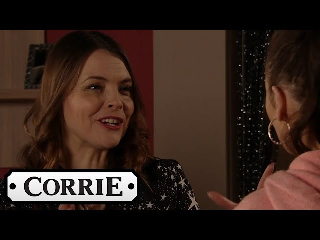 Coronation Street - Tracy Decides to Report Tyler to the Police