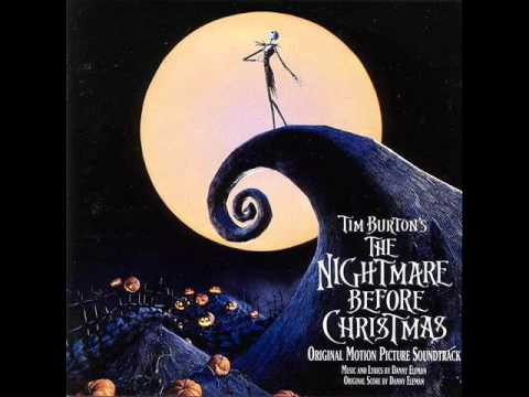 Nightmare Before Christmas Soundtrack - Overture ITA (HQ) - YouTube