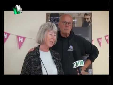 National Heritage Open Day at England's First Mosque in Liverpool,UK.(NTV News)