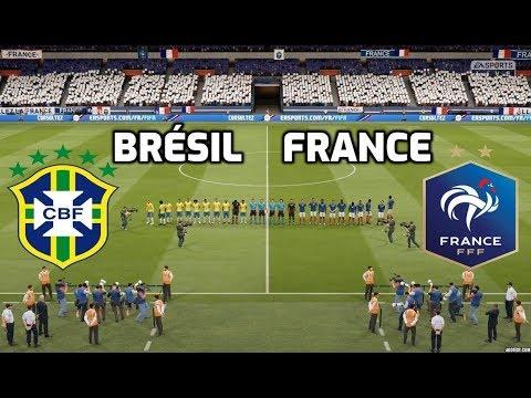 the cheapest release date more photos FRANCE - BRÉSIL   Champion du Monde vs Champions d'Amérique FIFA 19