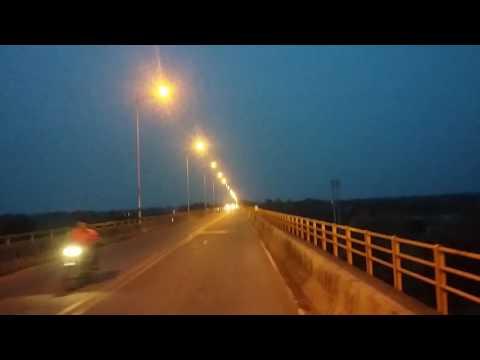 Recorrido por el Puente Carlos Lleras Restrepo