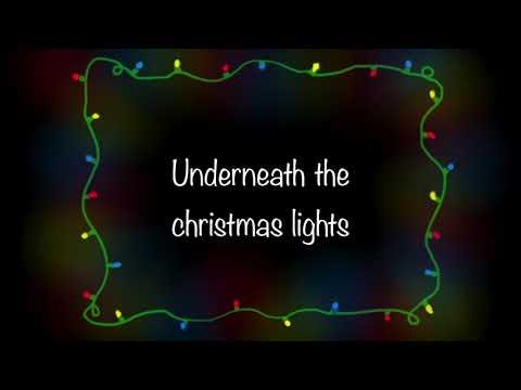 Sia - Underneath The Christmas Lights - Lyrics