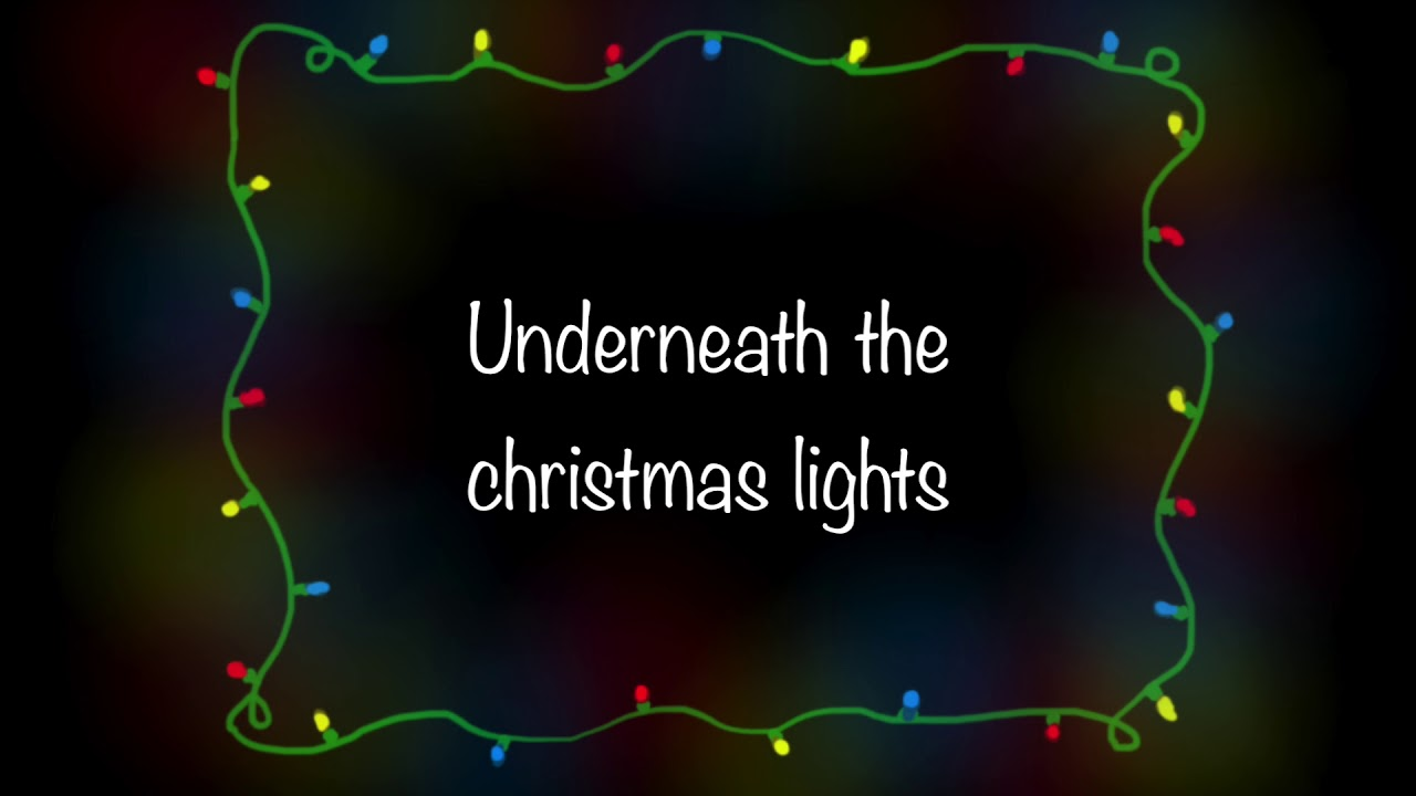 Sia Underneath The Christmas Lights S