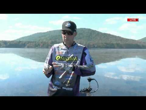 Aaron Martens: Stretches for anglers