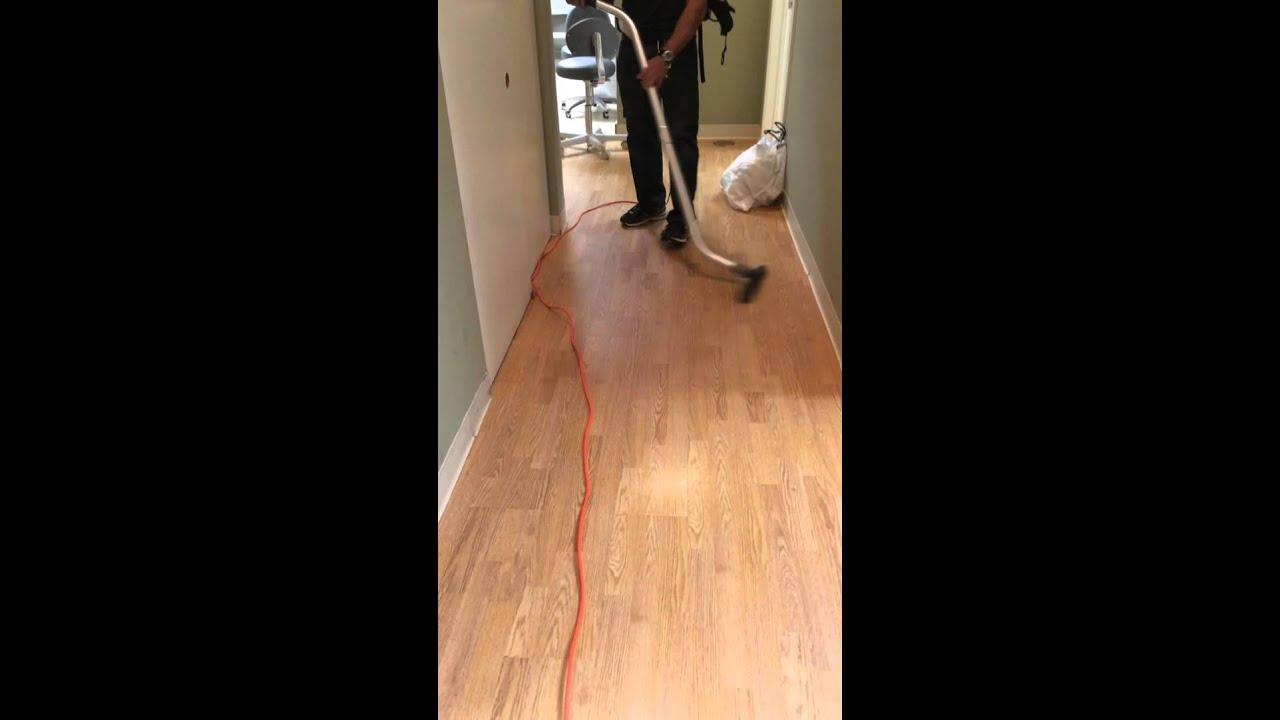 Laminate Floor Vacuuming Youtube