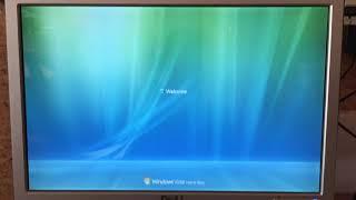 2007 HP Pavilion a1510y running Windows Vista Home Basic