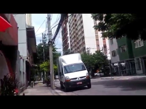 Caminando por Sao Paulo