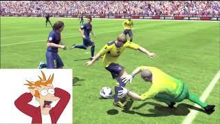 Compilación FIFA Fails (Fallos) // Muchas risas!!! :D
