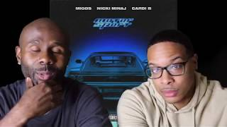 Migos, Nicki Minaj, Cardi B - MotorSport (REACTION!!!)