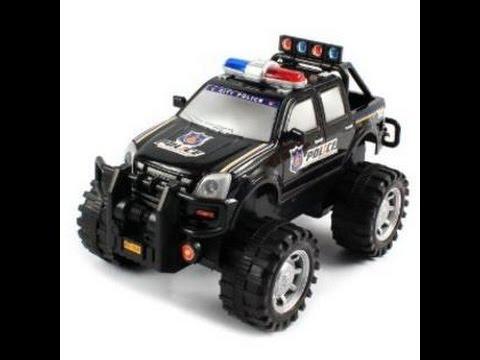 Jouet voitures de police dessin anim pour les enfants youtube - Voiture police dessin anime ...