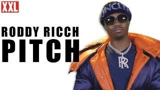 Roddy Ricch's 2019 XXL Freshman Pitch