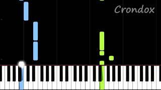 Как играть на пианино музыку из трейлера battlefield