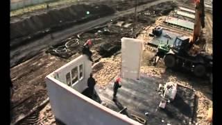 Строительство панельно-каркасного дома(Для сайта http://Evro-Building.ru Новые технологии в загородном строительстве — быстровозводимые панельно-каркасные..., 2012-12-15T05:12:58.000Z)