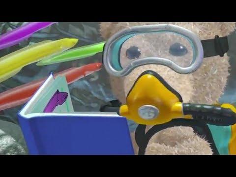 Little Charley Bear | Underwater Explorer Charley | Charley Bear Full Episodes