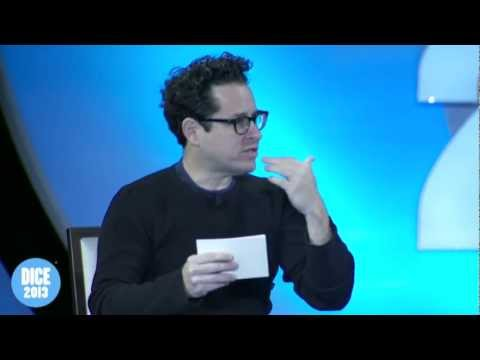 Star Trek's JJ Abrams and Valve's Gabe Newell - Full Keynote Speech - D.I.C.E. SUMMIT 2013