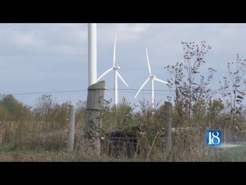 Study Finds Wind Turbines Killing Migratory Birds