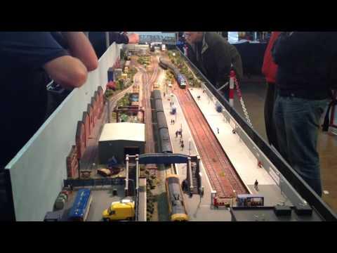 At Greenock Model Rail Exhibition
