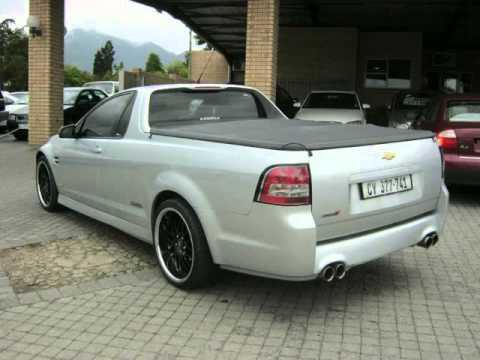 2012 Chevrolet Lumina 6 0 V8 Ssv Ute Auto Auto For Sale On Auto Trader South Africa Youtube