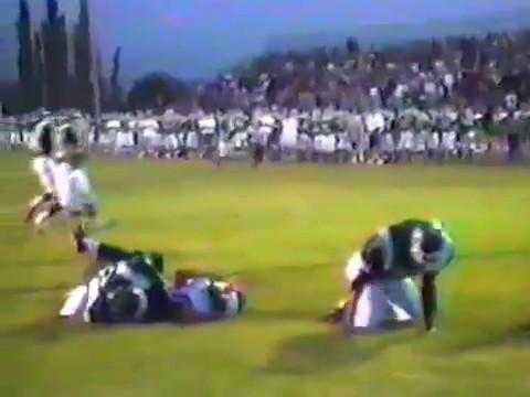 Clearfield High Football Highlights - Class of 97