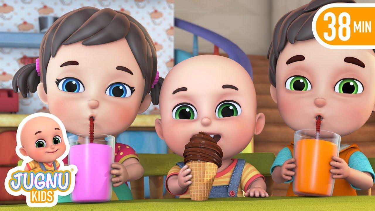 Download Summer holidays   Garmi Ki Chutti  Hindi Rhymes for Children by Jugnu Kids