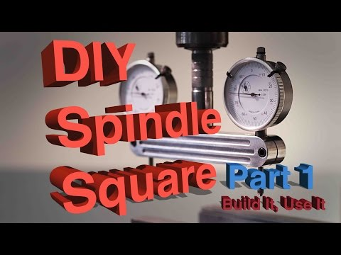 DIY Spindle Square