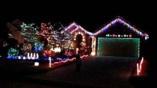 Lights and Sounds of Christmas, Animated Christmas Lights, Mr. Christmas Video