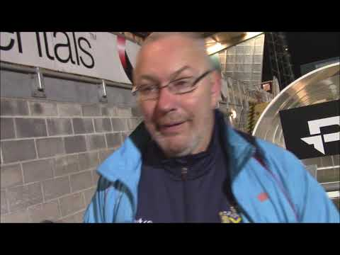 Ian Allinson: Torquay United v St Albans City. 13-11-2018