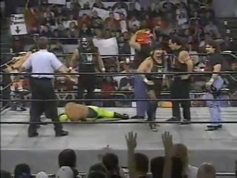 WCW Eddie Guerrero vs. Rey Mysterio