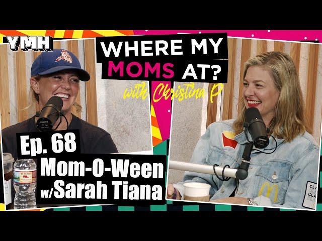 Ep. 68 Mom-O-Ween | Where My Moms At Podcast