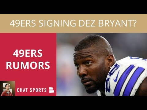 49ers Rumors: Dez Bryant To 49ers, Latest On Reuben Foster,  & Fred Warner To Start?
