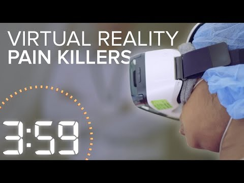 Can VR help reduce hospital patient's pain? (The 3:59, Ep. 368)