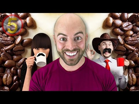 SHOCKING Facts You Never Knew About Coffee!-Facts in 5