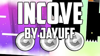 COOLEST LEVEL EVER!? Incove By Jayuff! Geometry Dash 2.0